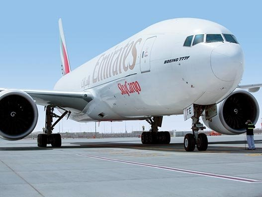Emirates Skycargo marks 30 years of operations between Riyadh and the world