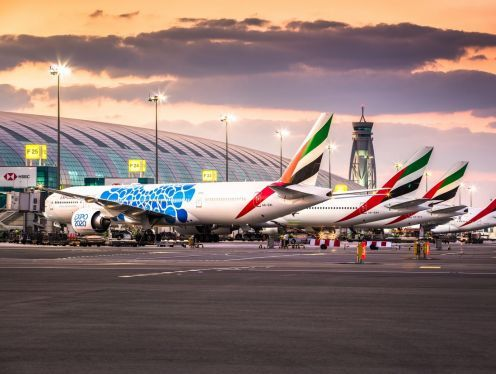 Emirates adds Cairo, Tunis, Glasgow, Malé to its network