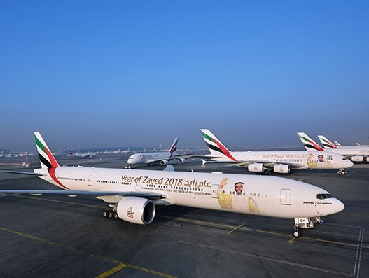Emirates Airline ends 2017 on a high note, turns to be a trendsetter