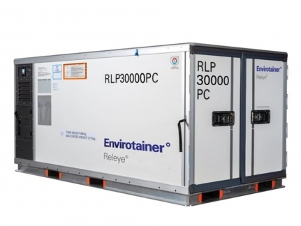 Emirates SkyCargo to use Envirotainer Releye RLP container on its aircraft