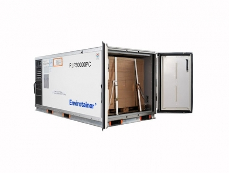 United Cargo approves usage of Envirotainer Releye RLP