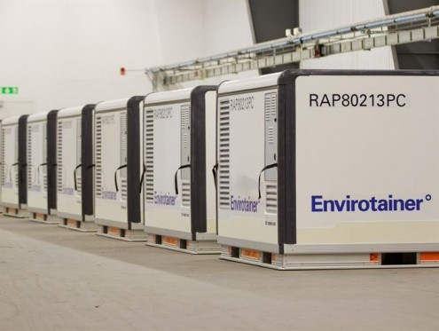Envirotainer to provide free shipment reports in 48 hours after delivery