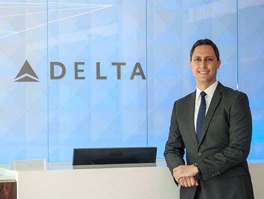 Delta Cargo installs Eric Anderson as new cargo sales director for Asia Pacific