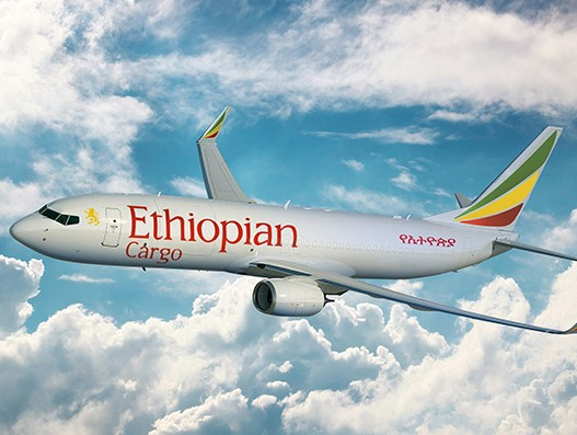 GECAS to lease first two AEI-converted 737-800 Freighters to Ethiopian Airlines