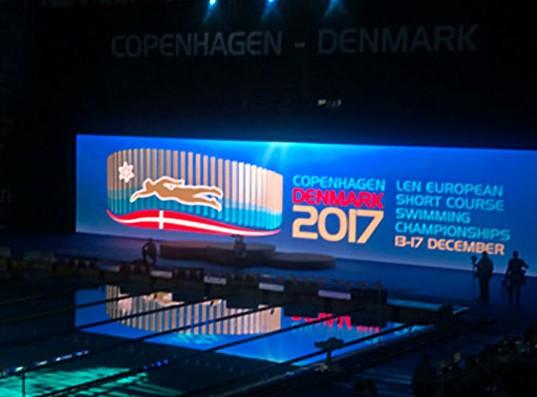 DSV handles transport and logistics for EuroSwim 2017