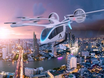 Eve Urban Air Mobility, Ascent partner to develop Urban Air Mobility ecosystem in APAC