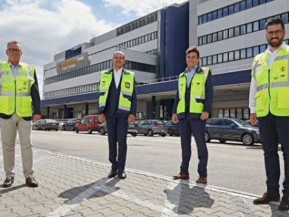 FACL becomes the new handling partner at Lufthansa Cargo Center
