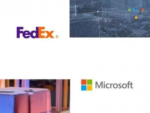 FedEx, Microsoft collaborate to transform commerce