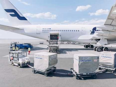 Finnair's 70% earnings driven by air cargo in second-quarter