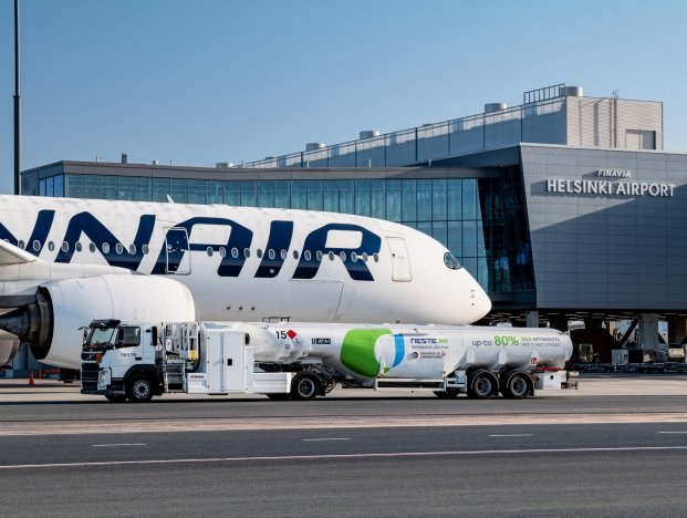 Finnair opts for sustainable aviation fuel; signs a deal with Neste