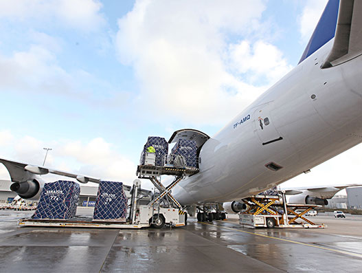 Frankfurt-Hahn Airport reports 52% growth in cargo volume