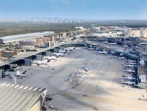 Fraport passenger volumes down 95.6%, cargo throughput down 13.6%