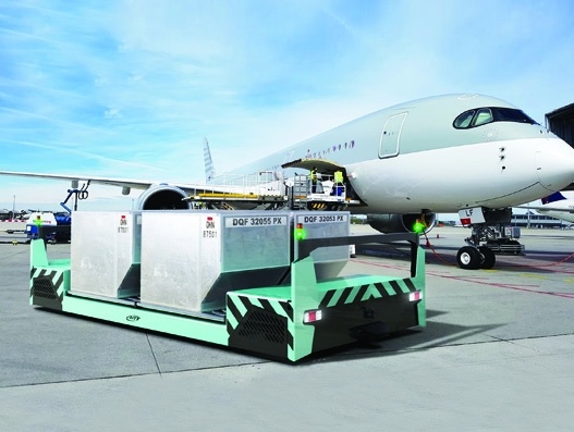 Siemens, Gaussin cooperate on airport logistics and cargo handling services