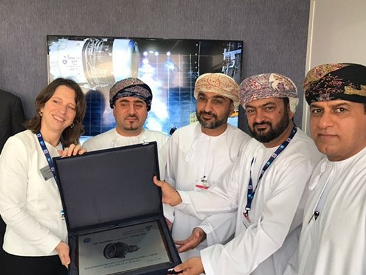 GE Aviation praises Oman Air for record engine change of Boeing 787 in 20 hours