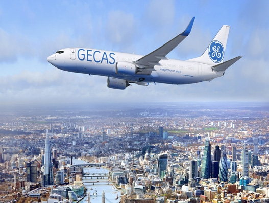 GECAS orders 35 B737-800 converted freighters at FIA 2018