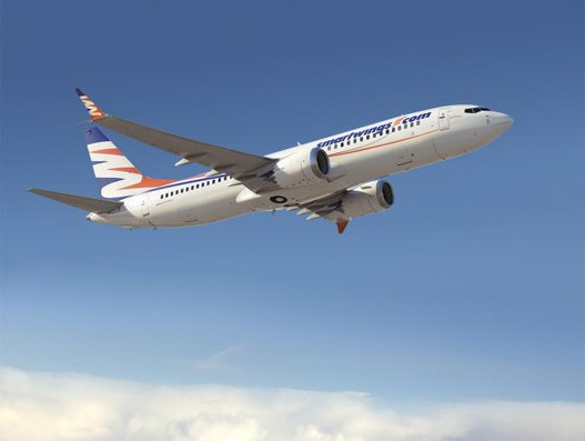 GECAS gets its first Boeing 737 MAX, offers lease to Travel Service