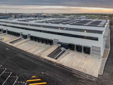 GEODIS begins operations at airside cargo station at Paris-Charles de Gaulle