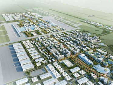 GMR launches 1,500-acre Hyderabad AeroCity with airport at its centre