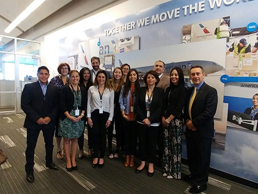 American Airlines Cargo appoints new GSA in Mexico