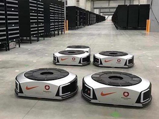 exilio Racionalización Repetido  Geek+ and Nike bring same-day delivery to Japan