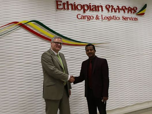 Ethiopian signs MLA with Envirotainer to connect pharma companies in Africa