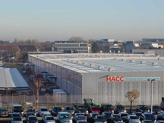 Hamburg Airport Cargo Center completes one year of operations