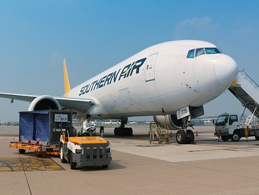 Hactl to provide ramp handling services to Southern Air