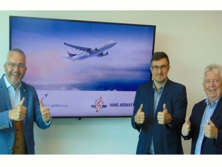 Hans Airways appoints GSSA to launch direct non-stop flights to India