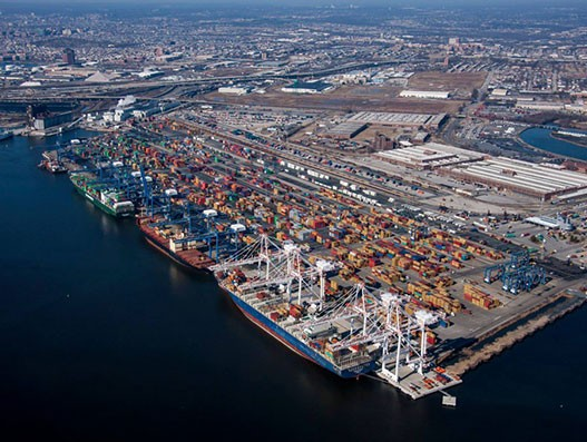 Port of Baltimore handled 10.7 million tonnes of general cargo in 2017