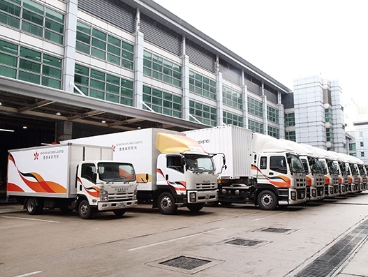 Hong Kong Air Cargo launches ground transportation service