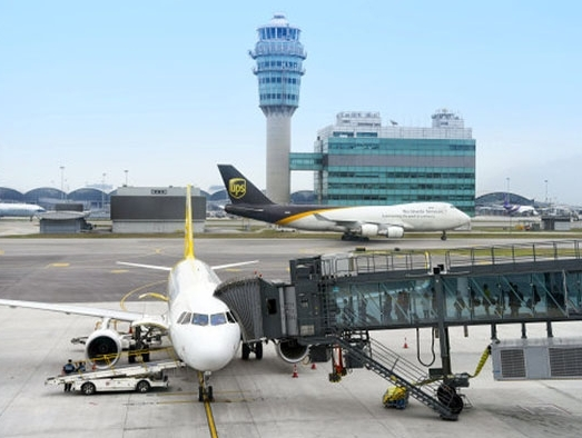 Cargo volume continues negative trend for Hong Kong Airport in August