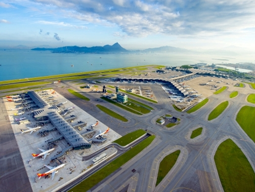 HKIA sees decline in cargo volume in January