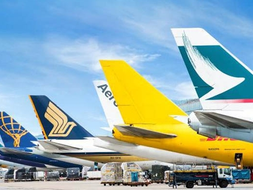 Cargo volume declines for Hong Kong Airport in April