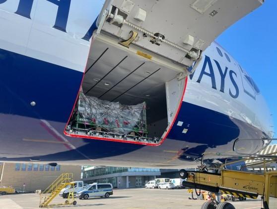 IAG Cargo moves 2.5 mn Covid vaccines to Latin America, Caribbean