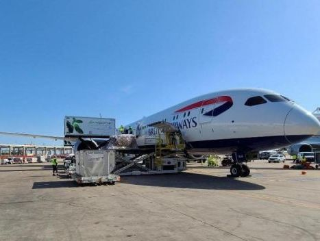 IAG Cargo adds Boeing 787-10 to its cargo network