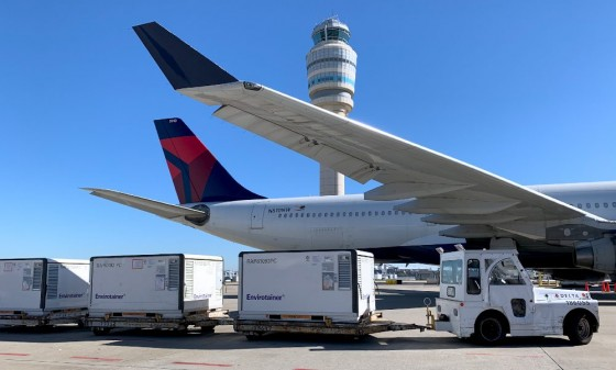Air cargo demand in March outperforms pre-Covid levels; capacity recovers 5.6%