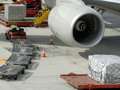 Air cargo capacity down by 34.7% in May: IATA