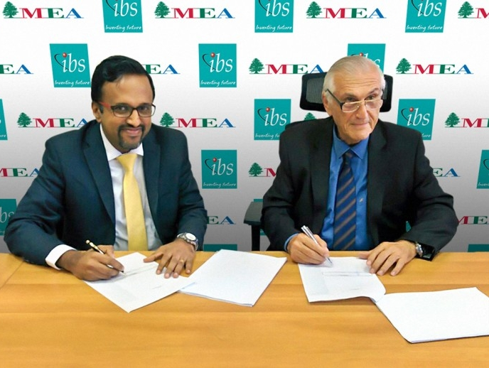IBS signs multi-year contract with Middle East Airlines