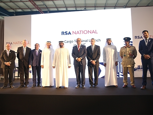 RSA National's new air cargo terminal at DWC to drive UAE's logistics sector growth