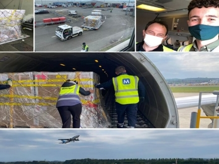 Intradco Global flies record 401,040 hatching eggs from Scotland to Turkey