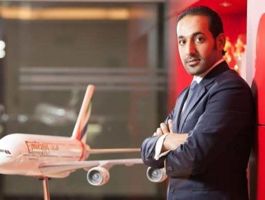 Jabr Al-Azeeby is Emirates' new vice president in India, Nepal
