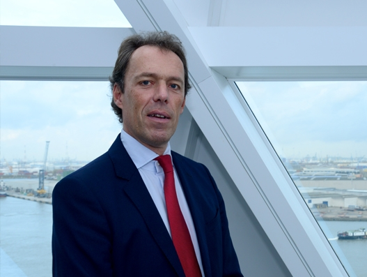 Jacques Vandermeiren to take over as CEO for Antwerp Port Authority