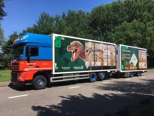 'Trix' to ride throughout Europe with the help of Jan De Rijk Logistics