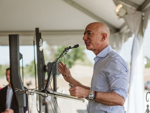 Amazon's $1.5 billion Kentucky air hub project gets moving