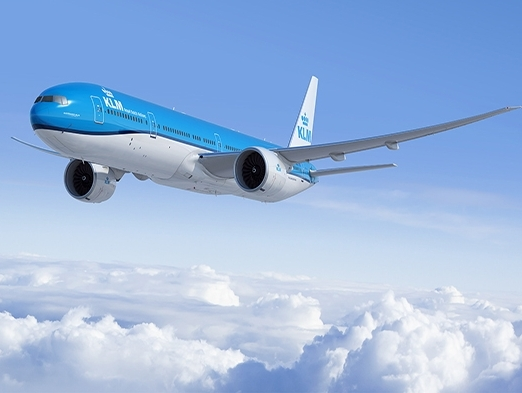 KLM signs deal with Boeing for two 777 jets