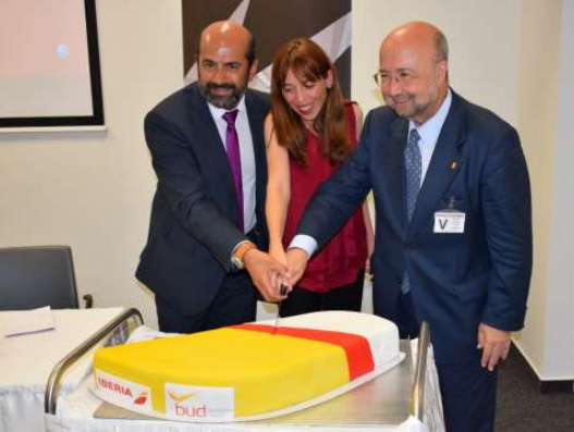 Iberia increases capacity to Budapest Airport