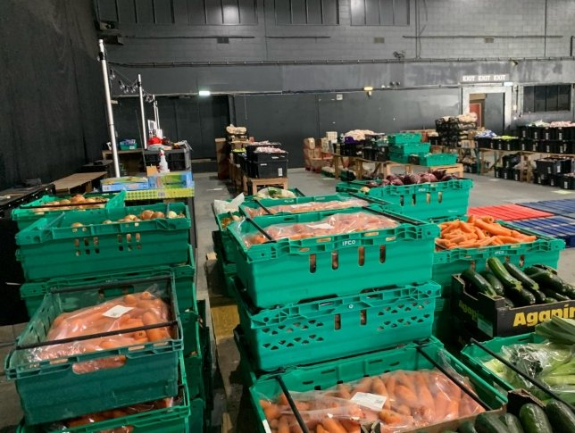 Kerry Logistics builds food delivery networks for charities in UK