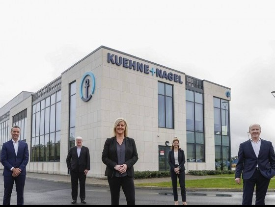 Kuehne+Nagel invest in Dublin facility for partnership with West Pharmaceuticals