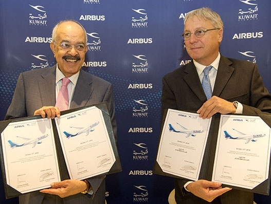 Kuwait Airways signs up for eight A330-800neo aircraft