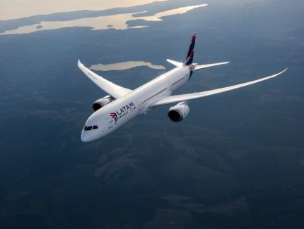 LATAM Airlines Group commits to achieve carbon neutrality by 2050